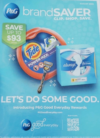 August PNG with Tide 5-pack Shipping Starts Friday 7/24 1