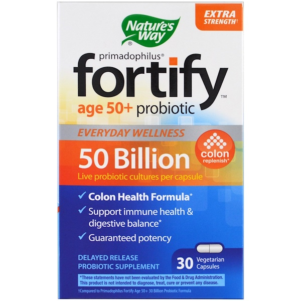 Print a coupon for $3 off Nature's Way Primadophilus Fortify Probiotic product 4