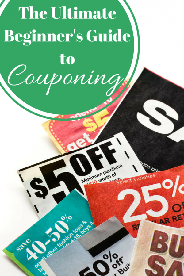 How to coupon : The Ultimate Beginners Guide To Couponing in 2021